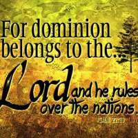 god created the nations and their boundaries
