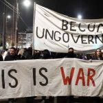antifa and marxist black lives matter want to destroy America and Western civilization