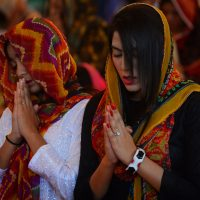 Pakistani christian girls kidnapped and forcibly converted and married off