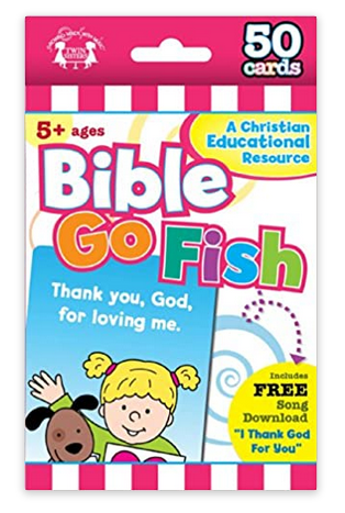 bible go fish