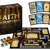 faith and redemption bible game