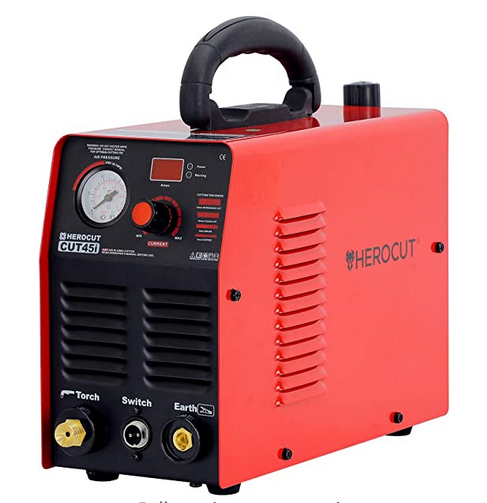herocut 240 plasma cutter - unboxing, review by Wranglestar