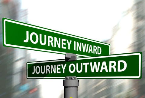 journey of working from the inward to the outward
