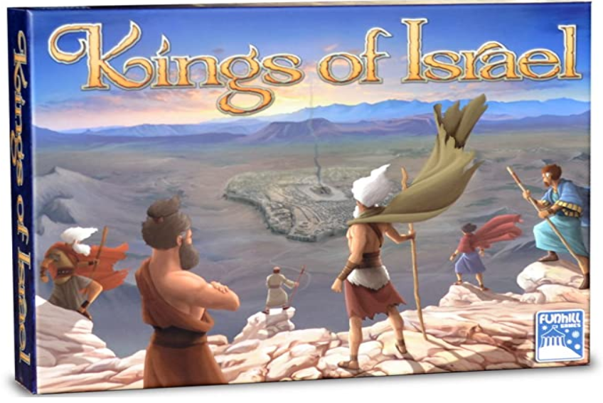 kings of israel bible game