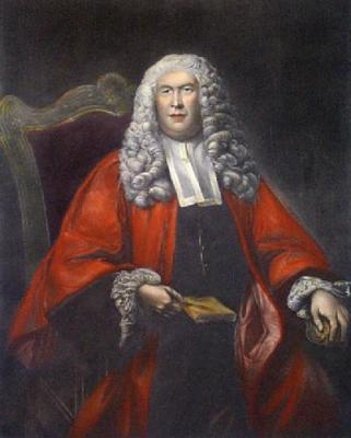 Sir William Blackstone and God's and U.S. law