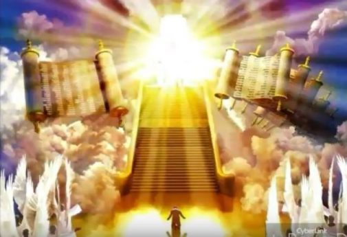 the lamb in the midst of the throne - salvation and the law