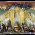 Jesus kingdom will rule on planet earth