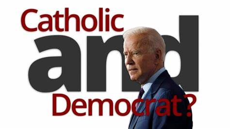Democrats demand communion while killing babies