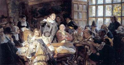 Puritan books and authors