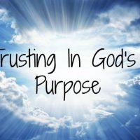 Doing God's work in light of the eternal purpose