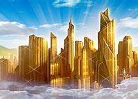 new jerusalem coming down from heaven